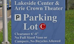 Arie Crown Parking Lot C